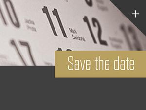Confira a programação de eventos de 2017